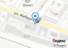 Компания «Navitop.ru» на карте