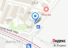 Компания «ФинСиб» на карте