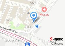 Компания «Люкс-Коттедж» на карте