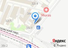 Компания «Mebelubim» на карте