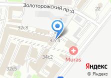 Компания «Адвокатский кабинет Маковеева С.И.» на карте