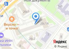 Компания «Ладомир» на карте