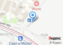 Компания «РемДорТехнология» на карте