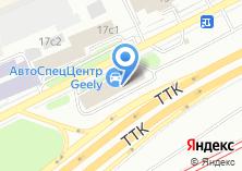Компания «Галф Дубровка» на карте