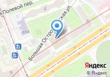 Компания «Московский Дервиш-театр» на карте