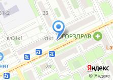 Компания «Мученика младенца Белостокского» на карте