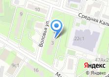 Компания «Адвокатская контора №25» на карте