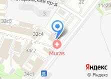 Компания «Адвокат Дегтярев Е.Н» на карте