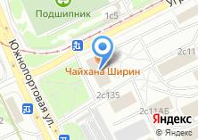 Компания «ЛАЛАК.РУ» на карте