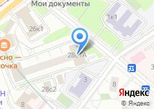 Компания «Магазин 01» на карте