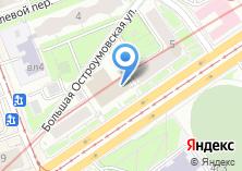 Компания «Муниципалитет внутригородского муниципального образования Сокольники» на карте