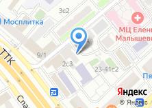 Компания «ЦИТТранс-М» на карте
