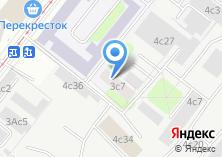 Компания «TopFlores» на карте