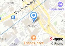 Компания «Бизнес~ЮристЪ» на карте