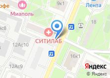 Компания «АСС-сервис» на карте