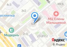 Компания «Bikes.Sportiv» на карте