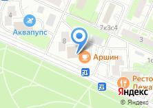 Компания «Аршин» на карте