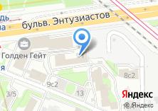 Компания «ГВСУ-Риэлти» на карте