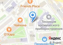 Компания «МУЛЬТИпринт» на карте