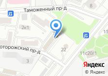 Компания «СпецАлюминий-Л» на карте
