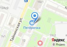 Компания «Магазин цветов и сувениров» на карте