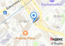 Компания «Бизнес-ЮристЪ» на карте