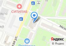Компания «Ronnon» на карте