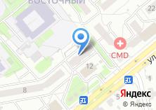 Компания «Электрометизкрепеж» на карте
