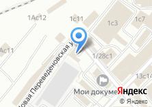 Компания «Vicprint» на карте