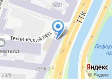 Компания «Лингво-МИЭП» на карте