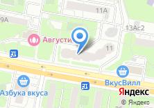 Компания «Строящийся жилой дом по ул. Нижегородская» на карте