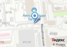 Компания «МБ авангард» на карте