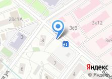 Компания «Оливер Байкс» на карте