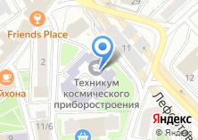 Компания «Экстрэм» на карте