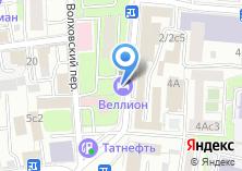 Компания «Московский центр сертификации» на карте
