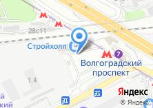 Компания «На Новоостаповской» на карте