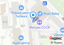 Компания «Steelie» на карте