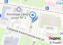 Компания «Тайга» на карте