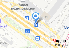 Компания «Форнетти» на карте