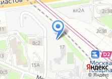 Компания «Протон-логос» на карте