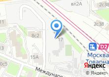 Компания «Фора Экспо» на карте