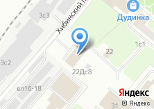 Компания «Рекат» на карте