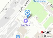 Компания «АльпСтройМеталл» на карте