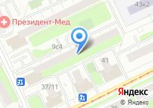 Компания «Магазин колбасных изделий на Якорной» на карте