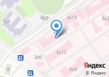 Компания «Туберкулезная больница» на карте