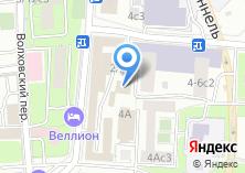Компания «Красный Треугольник» на карте