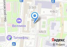Компания «АтомВоенЭксперт» на карте