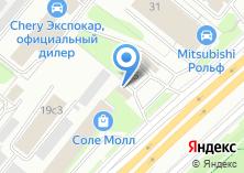 Компания «НД-АВТО» на карте