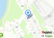 Компания «Вторцветмет» на карте