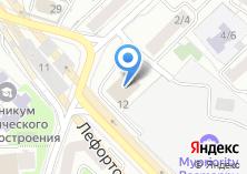 Компания «ГПП-1» на карте
